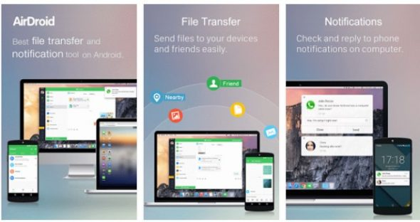 android mobil airdroid