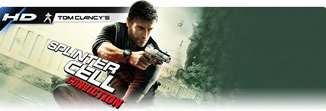 Tom Clancy's Splinter Cell Conviction™ HD